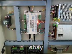 130w 1610 Co2 Laser Gravure Machine De Découpe / Rubber Cutter En Cuir De Bois 6339