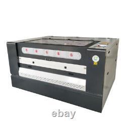 130w Reci W6 MIX Cutting Machine Pour Métal Et Non Métallique 1390 Marque De Coupe Laser