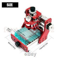 1310 Machine De Gravure Laser Cut Pcb Bois De Fraisage En Métal Sculpture + Vise Routeur Cnc
