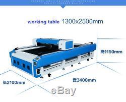 1325 150w Machine De Découpe Laser De Gravure En Acier Inoxydable 4 En Bois Contreplaqué Acrylique