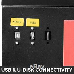 1400900mm Co2 Gravure Au Laser Machine De Découpage 130w Usb Cutter Graveuse