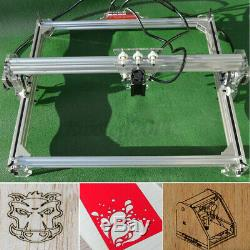 15000mw Machine De Gravure Laser Découpe Cnc Bureau Graveuse Carver Diy
