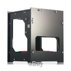 1500mw Usb Bricolage Machine De Gravure Laser De Découpe Carving Imprimante Graveuse Image