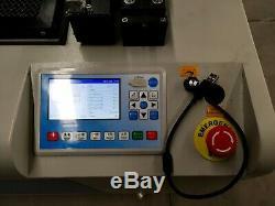150w Laser Co2 1325 Machine De Découpe CCD Dot Tissus Mark Cut Acrylique 13002500mm