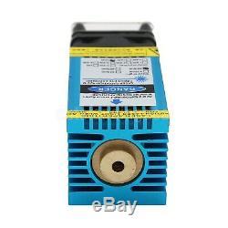 15w 450nm Laser Bleu Module De Découpe Laser Module Pour Le Bricolage Gravée Au Laser 3 MM Sz //