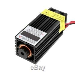 15w Laser Head Gravure Module 450nm Blu-ray Withttl Bois Marquage Outil De Coupe