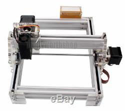 1600mw Bureau Machine De Gravure Laser Bricolage Découpage Photo Logo Marquage Imprimante
