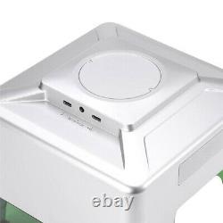 1600mw Sans Fil Cnc Machine De Découpe De Gravure Laser 3w Bricolage Contrôle D'application Graveur