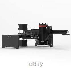 20w Cnc Laser Gravure Graveuse Carving Machine Bricolage Mark Imprimante Coupe En Métal