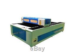 220w Yongli 1530m Co2 Machine De Découpe Laser Métal / Mdf Contreplaqué Laser Cutter / 510