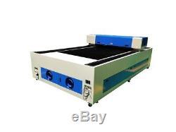260w 1325m Métal Doux S Acier / Mdf Bois Acrylique Laser Cutter Machine De Découpage / 48