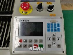 260w 1490m Métal En Acier Doux / Mdf Contreplaqué Co2 Laser Machine De Découpe Cutter 5535