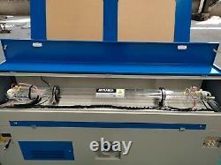 260w 1490m Métal MILD Steel/mdf Plywood Co2 Laser Cutting Machine Cutter 5535