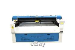 260w Hq1325 Co2 Machine De Découpe Laser / Acrylique Contreplaqué Tissu Laser Cutter / 48