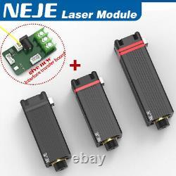 3.5with7with20w Tête De Gravure De Module Laser Pour La Vente De Machine De Gravure De Coupe De Laser