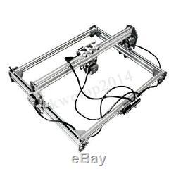 3000mw Bricolage Découpe Laser Imprimante Gravure Machine De Bureau 50x65cm Graveuse