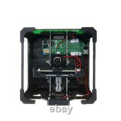 3000mw Cnc Gravure Laser Graveur Machine Graveur Cutter Diy Logo Mark Imprimante