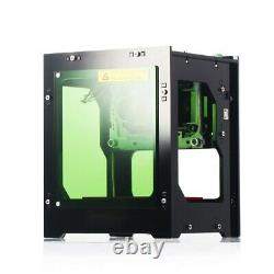 3000mw Neje Dk-8-kz Bricolage Laser Cutter Gravure Graveuse Découpe Imprimante Machine