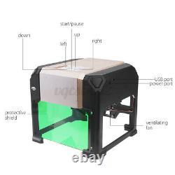 3000mw Usb 3d Laser Gravure Machine Gravure Graveur Cnc Diy Logo Mark Printer
