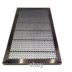 300500mm Honeycomb Table De Travail Pour Co2 Laser Engraver Pièces De Machines De Coupe