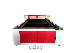 300w 1325 Gravée Au Laser Gravure Machine De Découpage / Cutter Acrylique Bois Graveuse 48