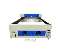 300w 1325m Co2 Metal Steel/mdf Plywood Acrylique Laser Cutting Machine Cutter 48