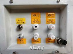 300w Hq1325m Co2 Métal Acier / Mdf Contreplaqué Acrylique Laser Machine De Découpage / 48 Pieds