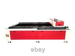 300w Hq1530 Co2 Machine De Découpe Laser / Laser Cutter / Contreplaqué Acrylique Tapis 510