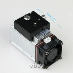 30with40w Cnc Laser Module Tête S'adapte Graveur Laser Coupeur Machine Cutter Imprimante