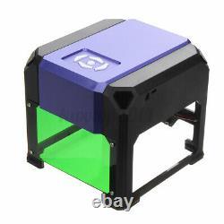 3500mw 3d Laser Gravure Cutting Machine Usb Graveur Cnc Diy Logo Mark Printer