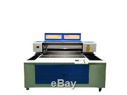 400w Hq1325m Co2 Métal Acier / Mdf Contreplaqué De Découpe Laser Machine Cutter / 48 Pieds
