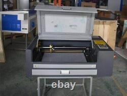 4060 60w Machine De Découpe De Gravure Laser Co2 Sur Le Bureau Avec Ruida Par Express
