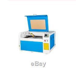 40w 4060 Multifonctions Machine De Gravure Laser, Gravure, Découpe Et Hollowi