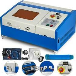 40w Co2 Laser Cutter Gravure Graveuse Machine De Coupe 300x200mm LCD Ce