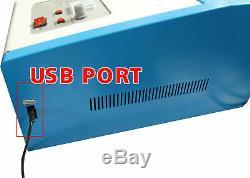 40w K40 Laser Co2 Gravure Stamp Machine De Découpe Laser Usb Cutter Graveuse