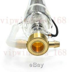 40w Laser Co2 Tube Pour 3020 Gravure Au Laser Machine De Découpe 700mm X50mm Graveuse