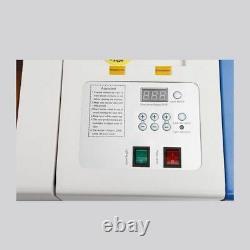 40w Laser Graveing Cutting Machine K40 Graver Laser Cutter Pour Acrylique En Bois