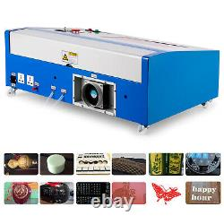 40w Laser Graveur Gravure Machine Coupeur Woodworking Cutting Tool 300x200mm