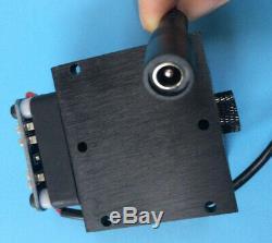 445nm 5.5w 5500mw Bleu Violet Ttl Diode Laser Module Pour Le Bricolage Gravure Coupe