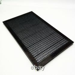 470630mm Table De Travail Honeycomb Plate-forme Coupe Laser Graveur Machine De Gravure