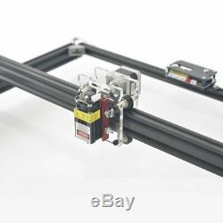 500mw 60x50cm 2 Axes Cnc Machine De Gravure Laser Dessin Découpe Imprimante Kit Bricolage
