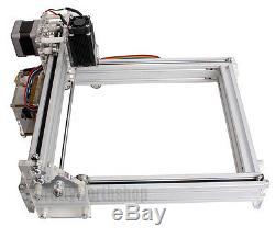 500mw De Bureau Machine De Gravure Laser Bricolage Découpage Photo Logo Marquage Imprimante