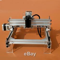 500mw Laser Desktop Gravure Logo Machine De Marquage Imprimante Graveuse Coupe