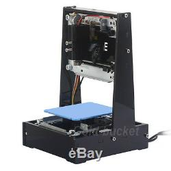 500mw Machine De Gravure Laser Usb Découpe Imprimante Graveuse Bricolage Cadeau Téléphone Case