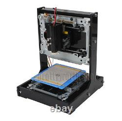 500mw Usb Diy Laser Gravure Machine Découpe Imprimante Graveur Logo Image Mark