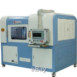 500w Fibre Laser Machine De Découpe En Métal Cs Ss Cutter 600900mm Avec Protection