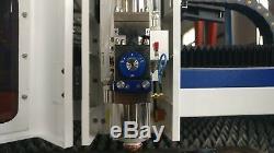 500w Fibre Laser Machine De Découpe En Métal / Laser Cutter Acier 15003000mm / 510 Pieds