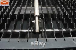 500w Raycus Laser À Fibre Coupe Perfect Machine Cutter Métal Table 15003000mm