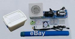 50w Co2 Bureau Mini Laser Engraver Gravure Cutting Usb Haut Et Bas 500x300mm