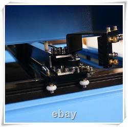 50w Co2 Laser Gravure Et Machine De Coupe 700mm 500mm Usb Port Red-dot